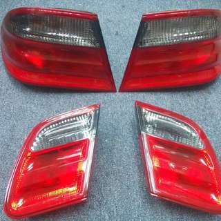 MERCEDES BENZ W210 FACE LIFT TAIWAN REAR TAIL LAMP