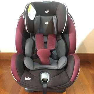 Car seat - REDUCED PRICE