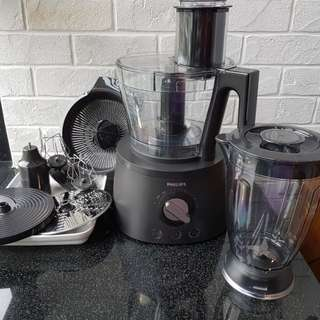 Philips food processor HR7776