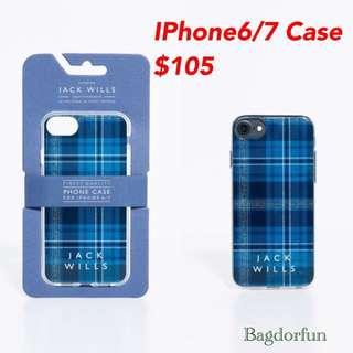 Jack Wills IPhone 6/7 Case機殼
