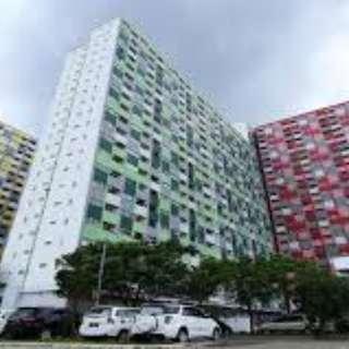 Unit  Bulanan 2BR, Lantai 5 sentral timur residence murah BY LLP