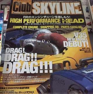 Club skyline 2001 Aug
