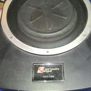 hd subwoofer bass