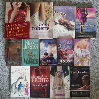 [INSTOCKS] Preloved Adult Novel