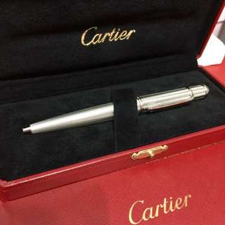 Cartier原子筆 100% real 真品 正貨