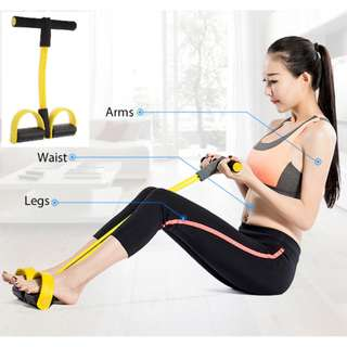 Free Shipping - Yoga Pedal Resistance Rope