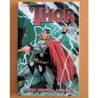 MARVEL Thor Vol 1 By J. Michael Straczynski