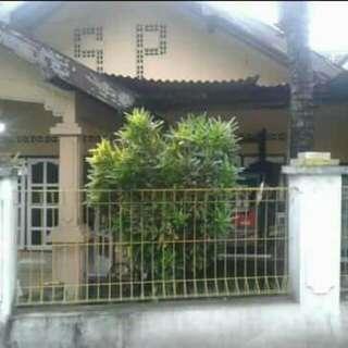 rumah di jual lokasi barat terminal concat