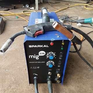 MIG inverter Welder welding machine