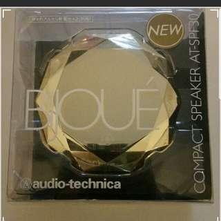 audio technica Bijoue compact speaker AT-SPF30