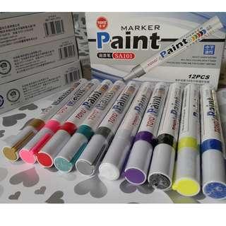 Tayar Tire Paint Marker Pen Cat Ori