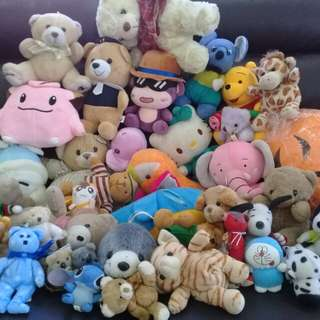 Soft Toys clearence cute n clean