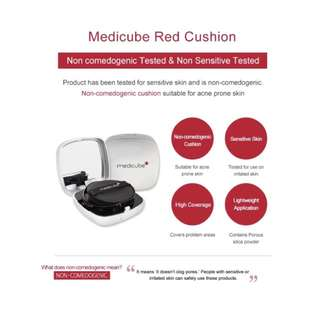 READY STOCKS | Medicube Red Cushion