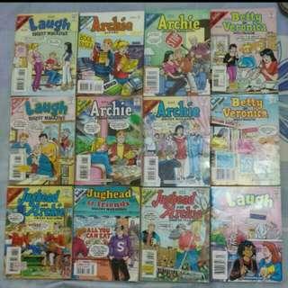 [INSTOCKS] Archie Digest