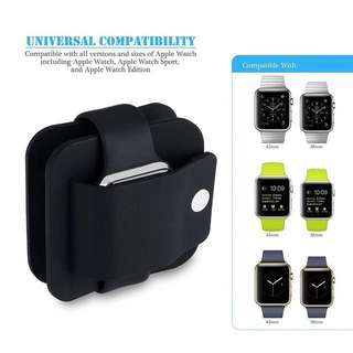 APPLE WATCH PORTABLE CHARGING CASE HOLDER