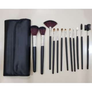 Make Up Brush 12pcs, MAC dupe
