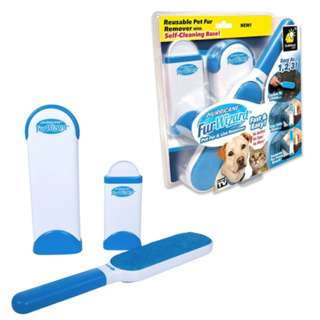 Hurricane Pet Fur & Lint Remover by BulbHead