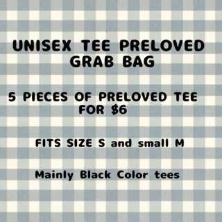 UNISEX TEE GRAB BAG