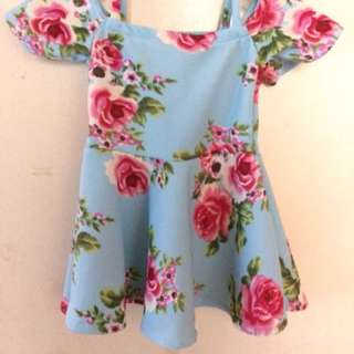 Baby floral dresses