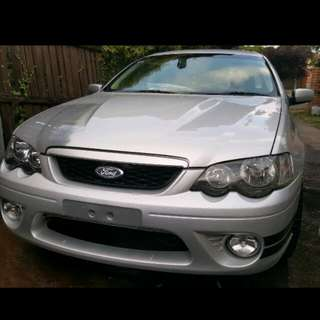 FORD BA XR8   NO MOTOR