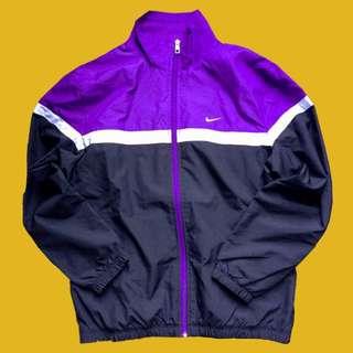 Nike windbreaker/track jacket