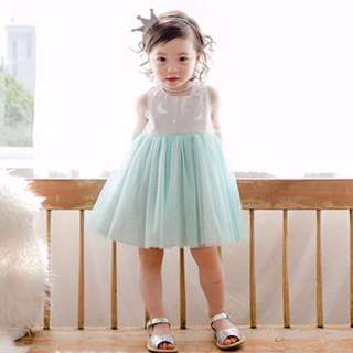 <PO> Tiffany Party Dress for Girls