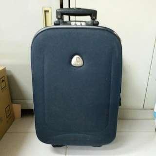 2 Wheels Luggage Size H 21inch W 13inch