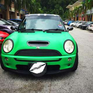 Mini cooper (A) 2002 direct owner