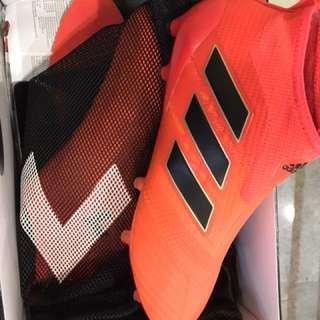 Adidas pure control 冇鞋帶版