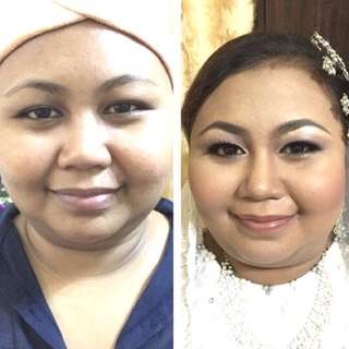 Events and bridal makeup