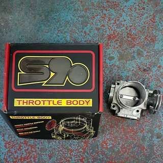S90 Throttle Body for fit jazz and city 08 model together with front and rear struck bars all for $200