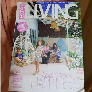 Expat Living Magazine January 2018 - BRAND NEW