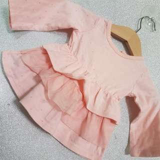 tutu baby girl dress top