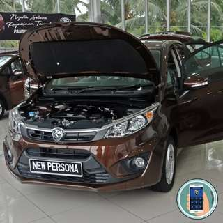 NEW PROTON PERSONA On The Road Price from RM46,350