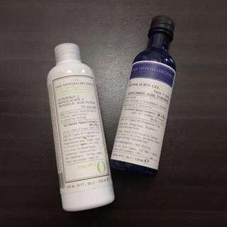 VMV Hypoallergenics Superskin 3 Toner AND Id Monolaurin Gel