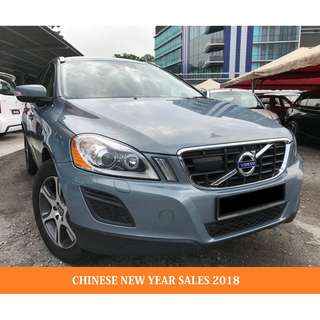 2012 Volvo XC60 2.0 (A) T5 FACELIFT CNY SALES