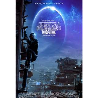 Ready player one poster controversy