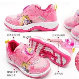 【預訂】美少女戰士Sailor Moon Crystal小童閃燈運動鞋