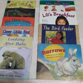 Storyteller books