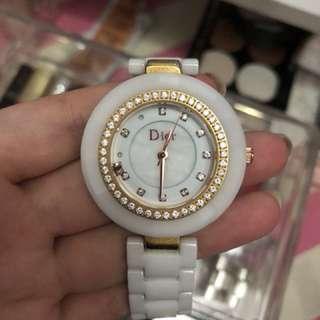 Preloved dior swatch