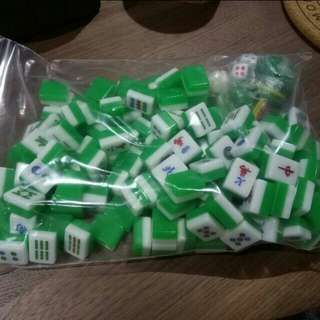 Mini Mahjong Tiles Small Mahjong Tiles