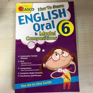 Casco how to score Eng oral n model compositions