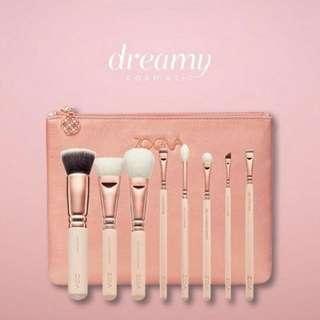 SALE!!! Brush ZOEVA Soft Pink (Kuas Make Up)