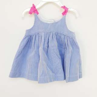 Baby Gap Ribbon Top 6-12M