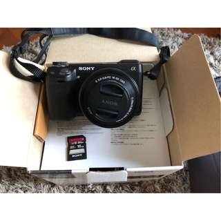 Mint Condition Sony Nex-6 with full set