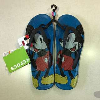 Crocs Mickey Mouse Slipper