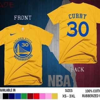 NBA - Golden State Warriors Jersey Shirt