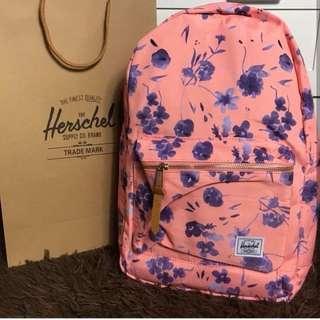 Authentic Herschel with paperbag