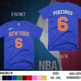 NBA - New York Knicks Jersey Shirt