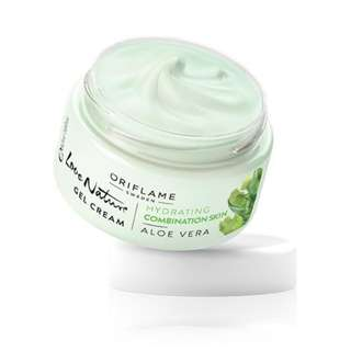 Love Nature Gel Cream Aloe Vera - Oriflame